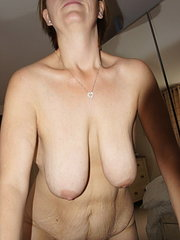 amateur mature wife posing