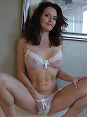 older amateur frumpy wife stripping