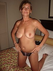 busty amateur mature wife on hamster