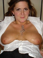 big tits amateur mature wife breeding