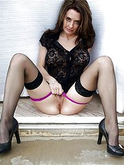 another man satisfies amateur wife