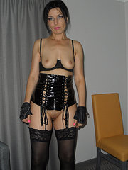 homemade amateur submissive wife